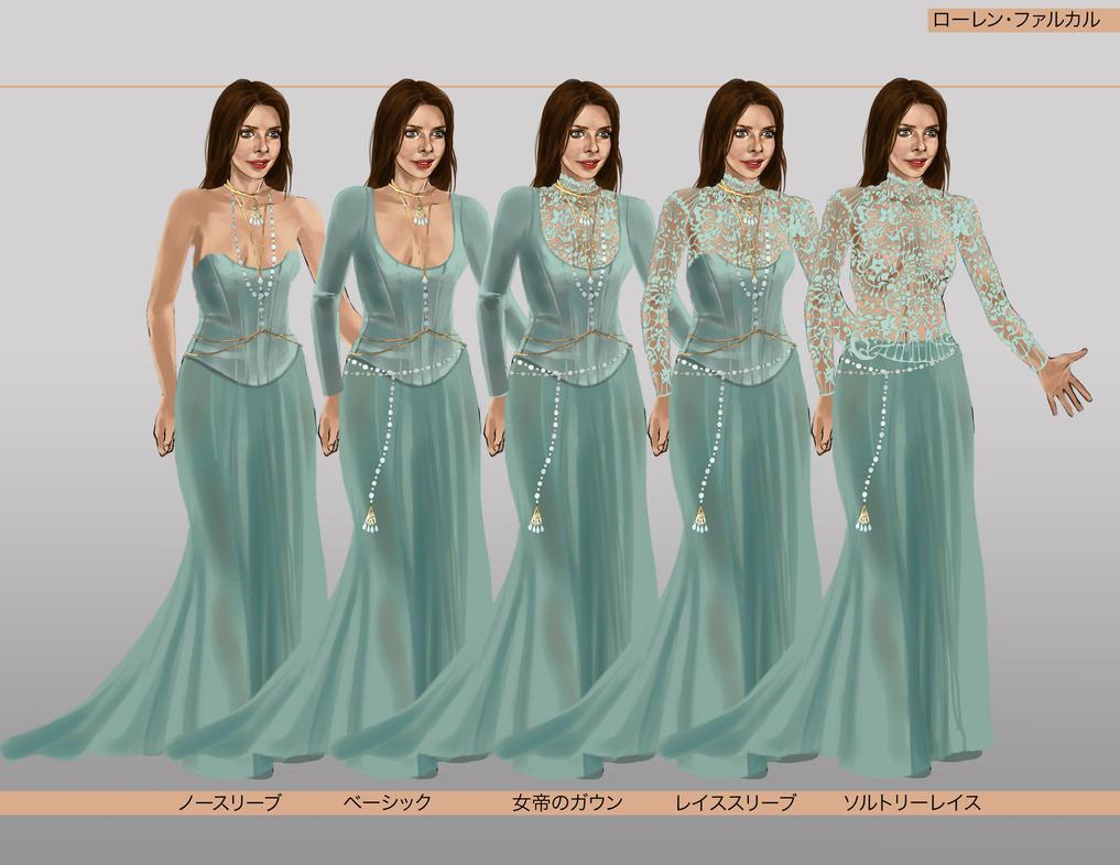 Lauren Falcar Concept (Alternatives) by simplyyellow