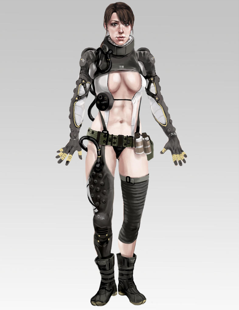 Parasite Quiet by simplyyellow