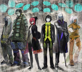 THE TEAM by KTPN