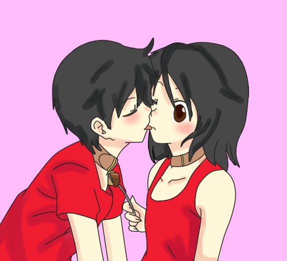 KuroxNeko , Sweet Love by MimichanUTAU