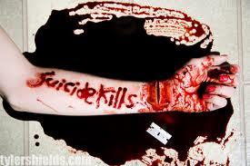 Suicide Kills. People Care. by MyChemicalRomance711