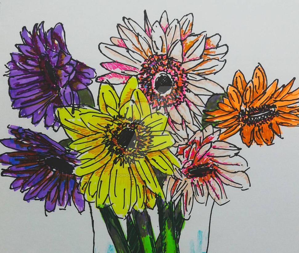 Flowers by HIGHonHelium