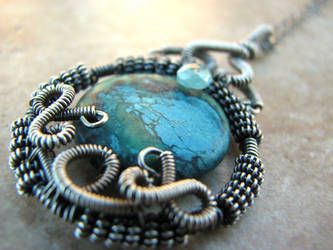Mother Earth Necklace