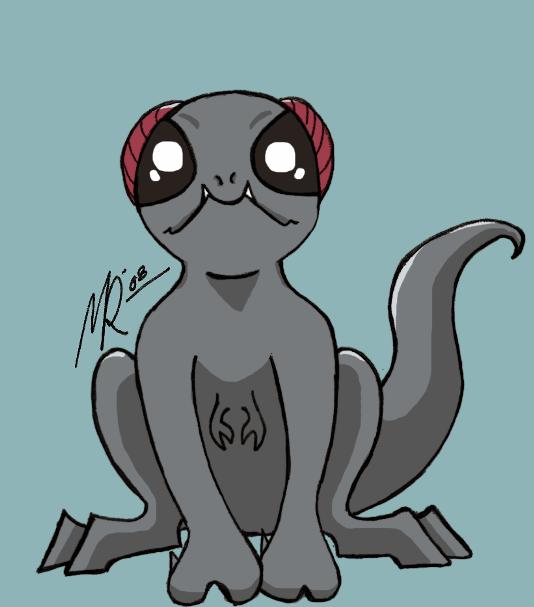 The Cute Cloverfield Monster by roxyravette on DeviantArt