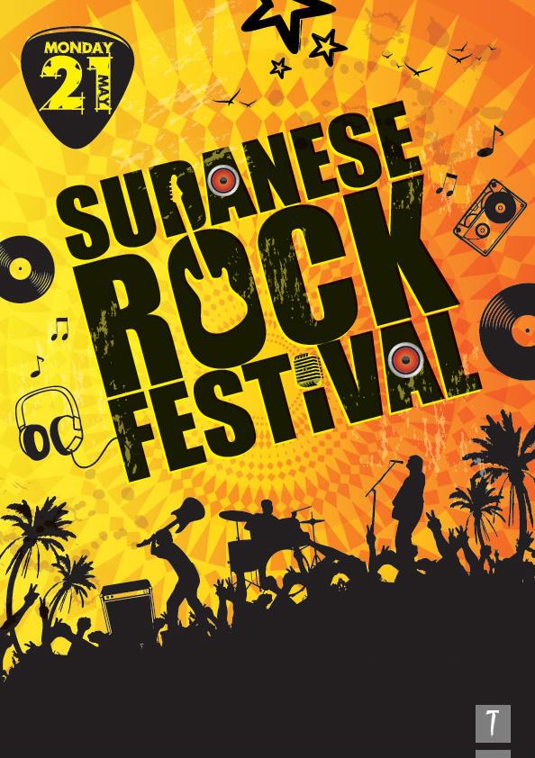 Sudanese Rock Festival 2