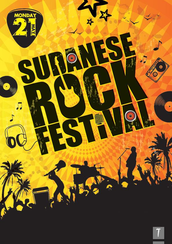 Sudanese Rock Festival 2 by tala8