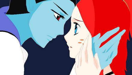 Look in my eyes My Dear