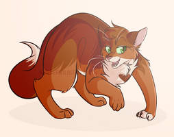 squirrely gurl by ForeverWildstar