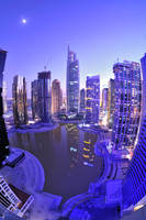 Jumeirah Lakes Towers by VerticalDubai