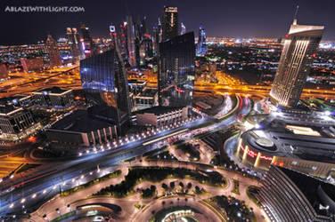 Downtown Dubai I by VerticalDubai