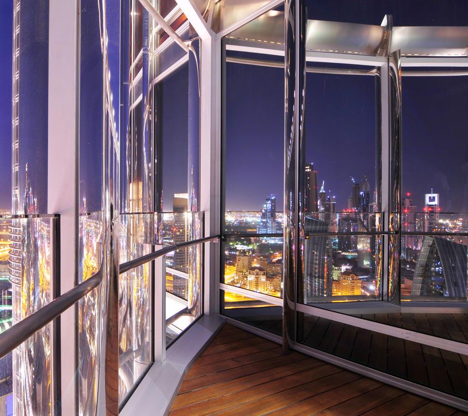 Burj Khalifa Mirrors by VerticalDubai