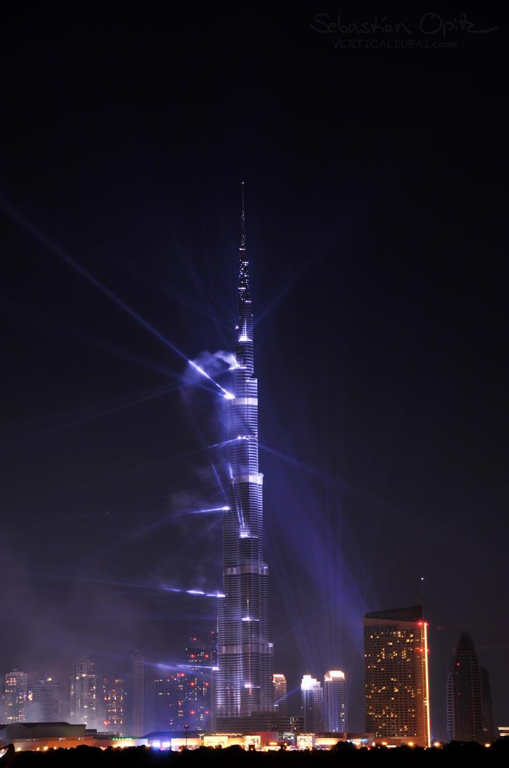 Inauguration Tour Burj Khalifa