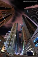 The Giants' Alley by VerticalDubai