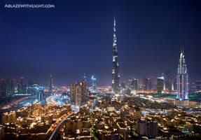 Downtown Burj Khalifa by VerticalDubai