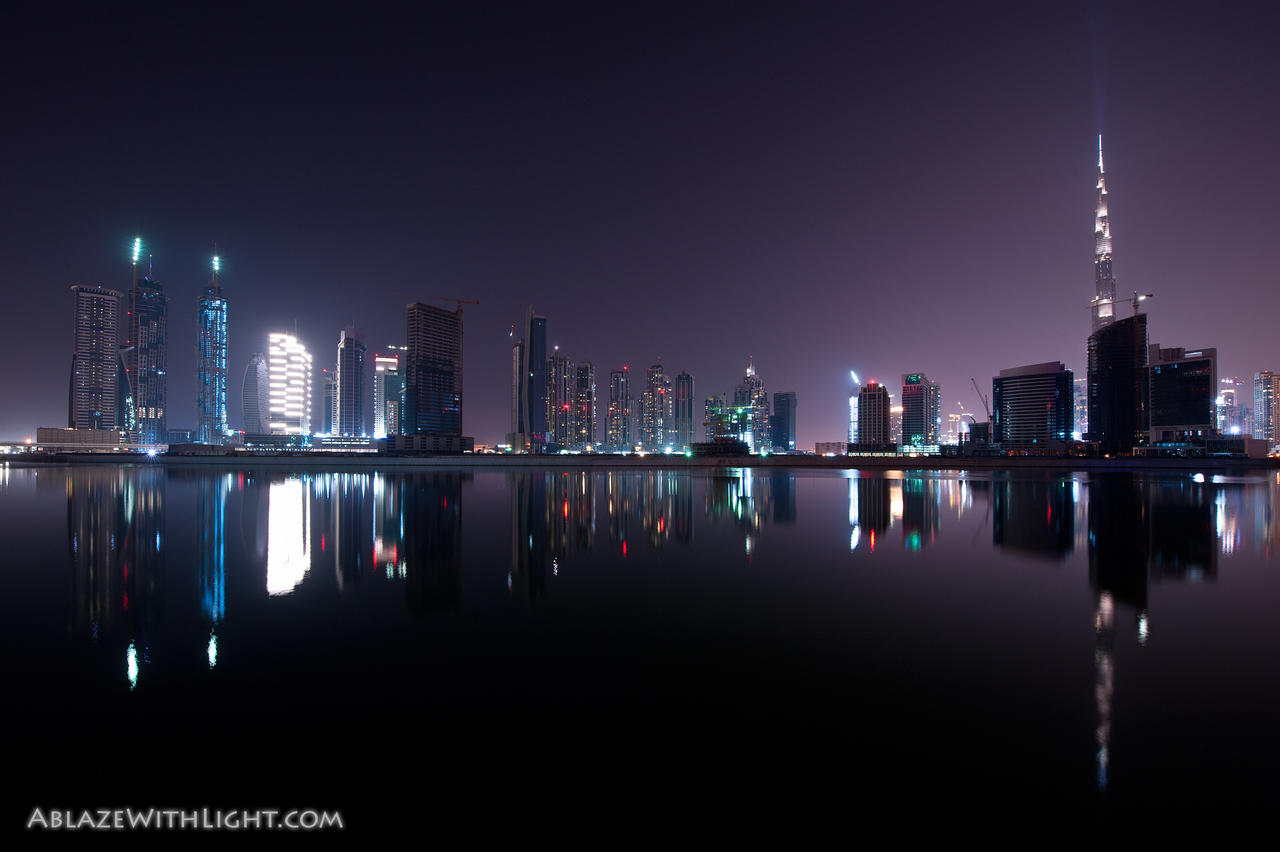 Smooth Reflections by VerticalDubai