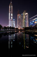 Media City View by VerticalDubai