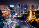 Dubai Arch View