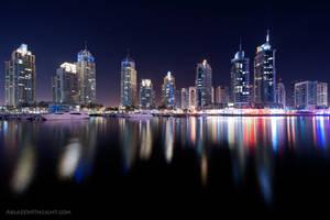 Marina Reflections by VerticalDubai