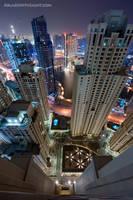 Dubai Hilton Penthouse by VerticalDubai