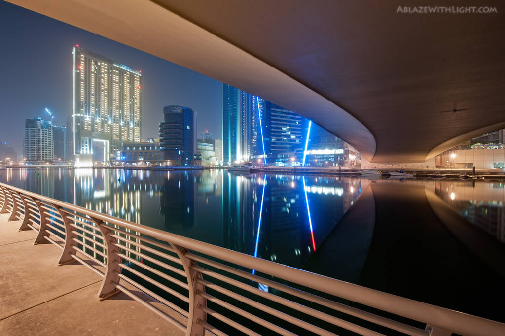 Under the Bridge by VerticalDubai