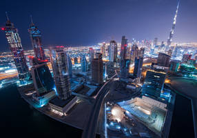 Greetings from Planet Coruscant by VerticalDubai