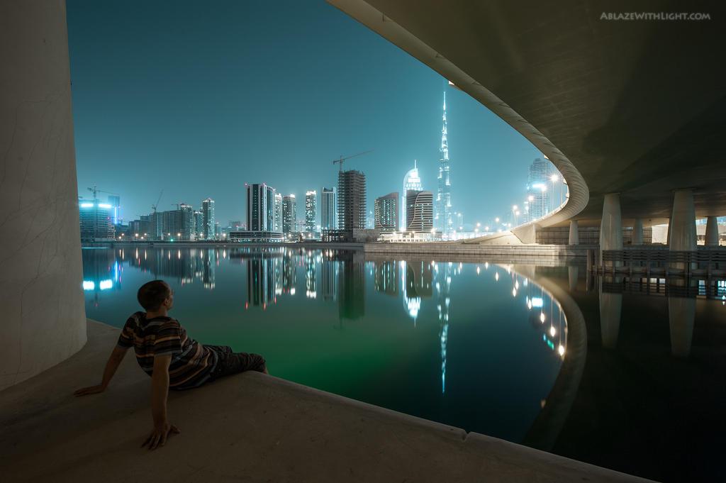 Burj-gazing by VerticalDubai