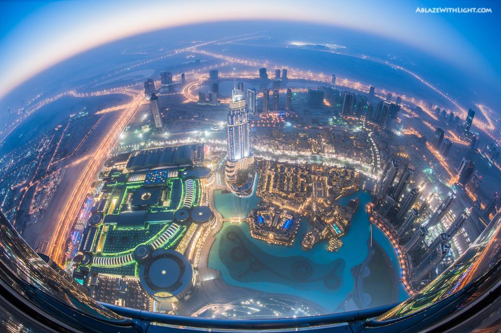 Planet Dubai by VerticalDubai