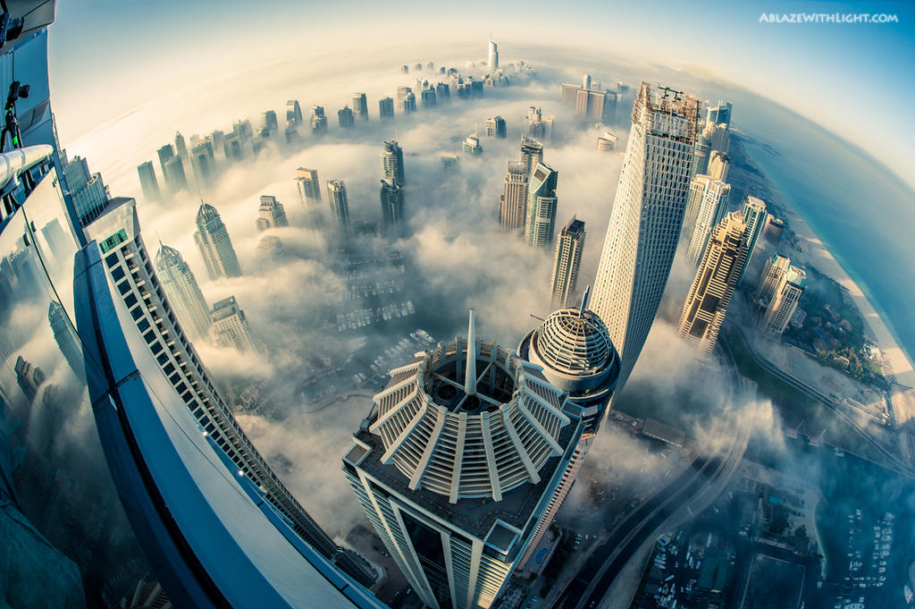 Up and Above by *VerticalDubai