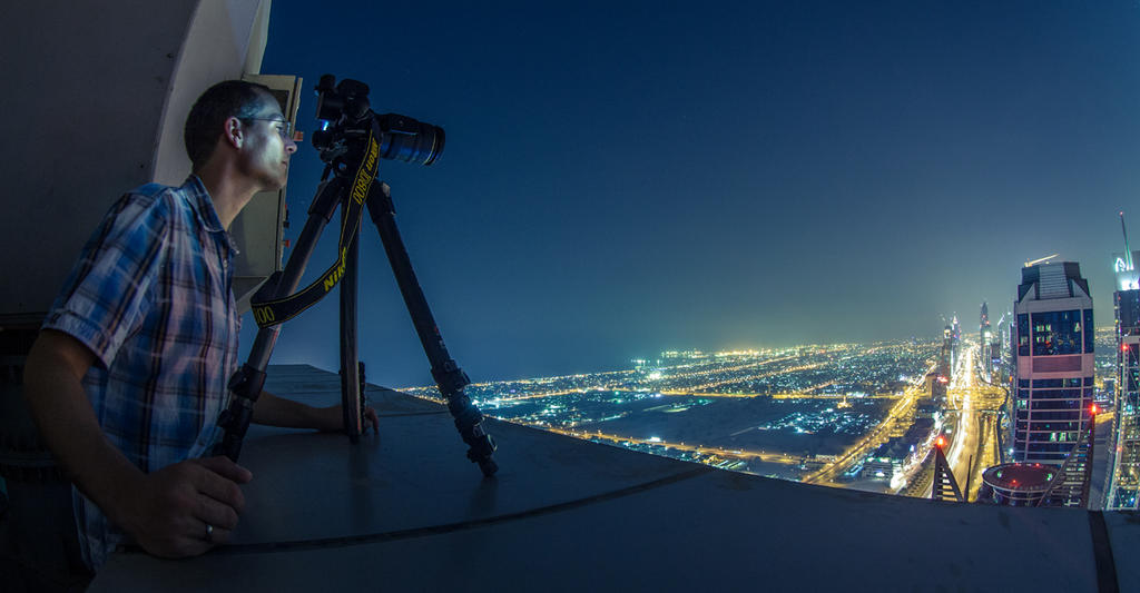 Self-Portrait by VerticalDubai