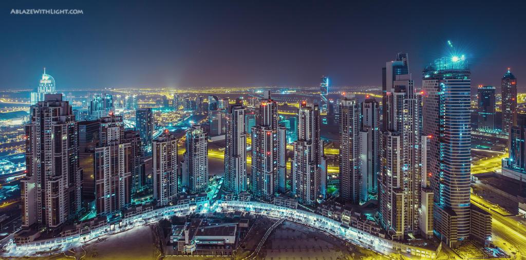 Executive Aerial by VerticalDubai