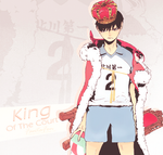 [Haikyuu] King Of The Court | Coloring