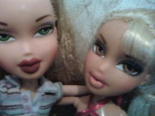 haden and her best friend lizz by carlie1299