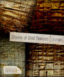 Shades of Grungy Gold Textures