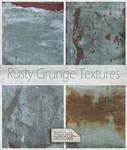 Rusty Grunge Free Textures
