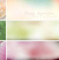 Spring Inspiration textures by Mephotos
