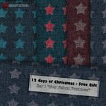 Free star denim fabric textures
