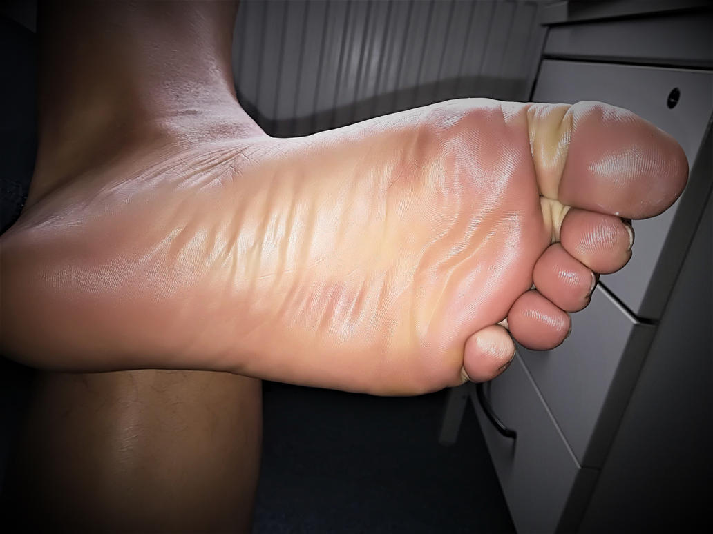 nice sole view by Netsrot1971