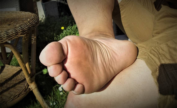 foot soles presentation