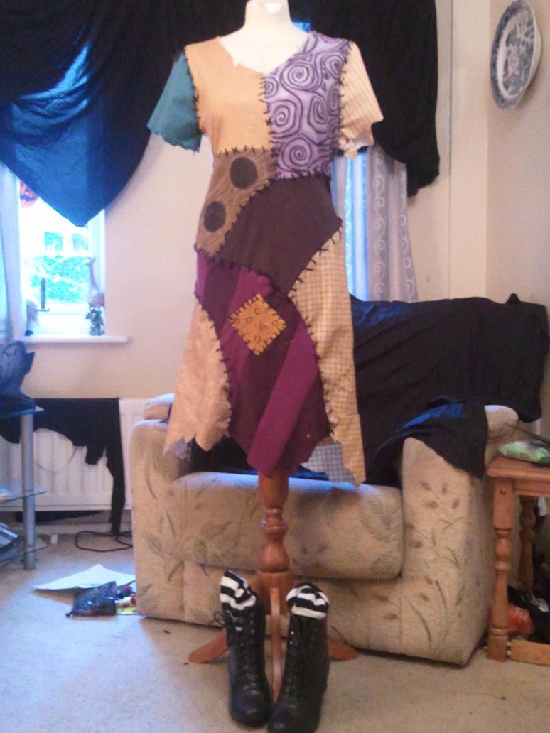 Sally Dress by DarkAngelJo on DeviantArt