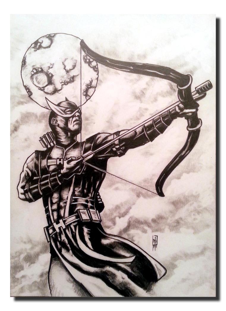 Hawkeye by ringwrm