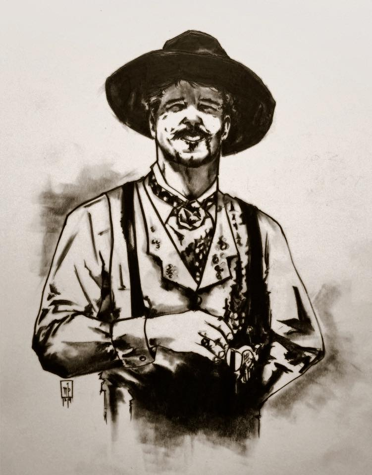 I'm Your Huckelberry by ringwrm