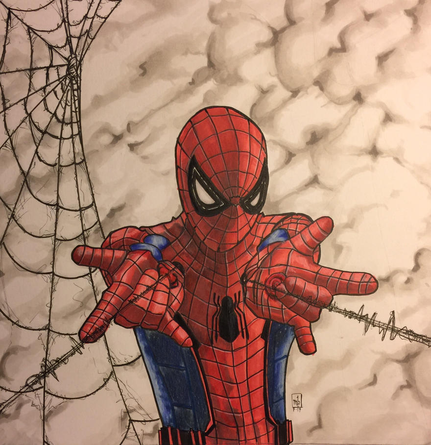Spidey  by ringwrm