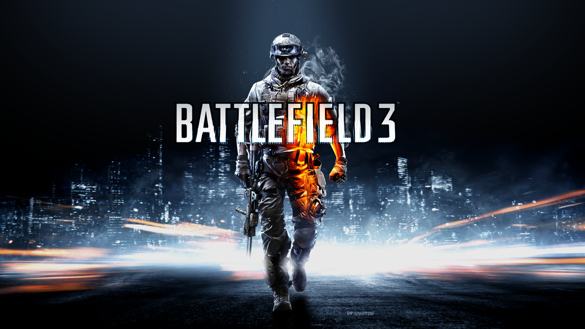 BF3 Wallpaper Soldier Middle -Single Monitor- by wirrew on ...