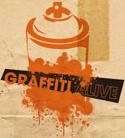 Gaffiti Alive event mark by Anton29