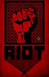 RIOT poster No.5