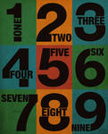 Numeral Experiment by Anton29