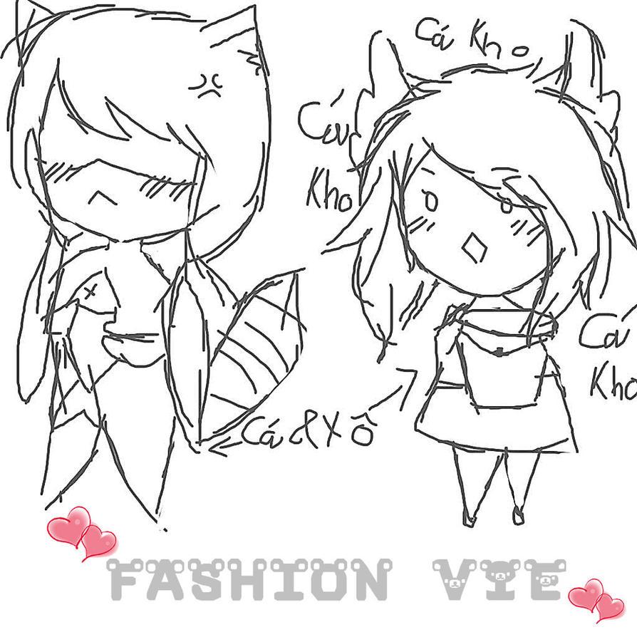 fashion VIE by umikearan