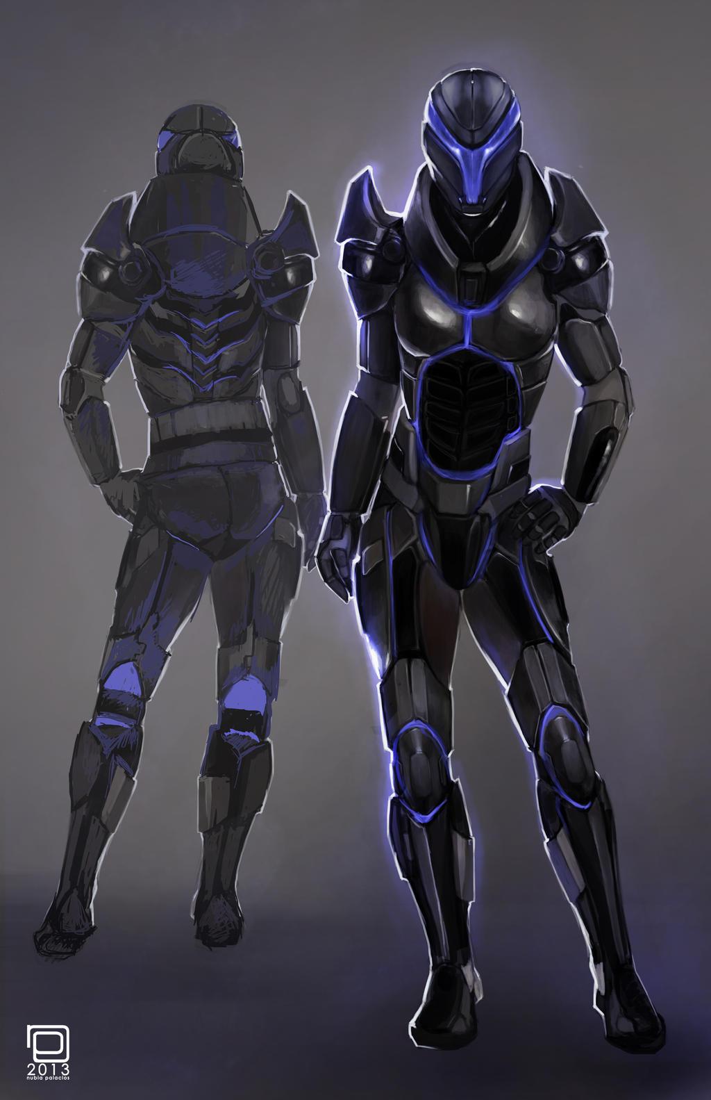 new space suit concept - photo #4