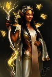 Elf of the Golden Tree