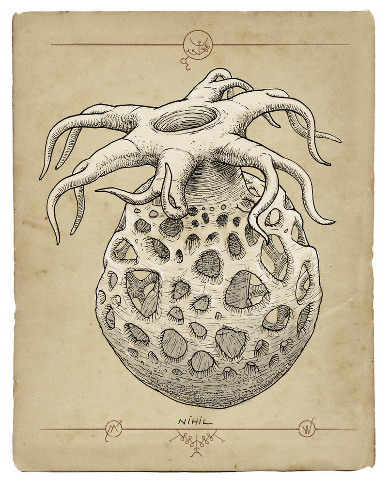 -Phallus Nubra Lysum- by Nihilustra
